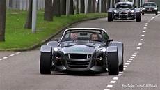 World Exclusive Donkervoort D8 Gto Start Up Revs And