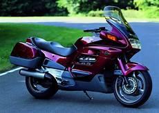 Honda St 1100 Pan European 1997 Fiche Moto Motoplanete