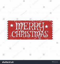 merry christmas sign grunge vector 356964506