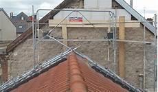echafaudage pour toiture echafaudage sur toiture pour acc 233 der aux toits 233 s