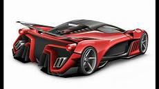 4k ferrari concept cars youtube