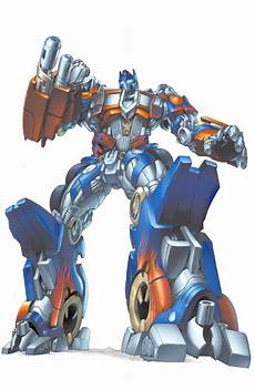 the the transformers optimus prime