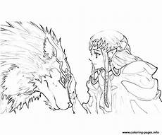 Malvorlagen Wolf Legend Legends Of Wolf Coloring Pages Printable