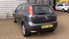 Fiat Punto Easy Plus Grey 2017