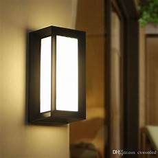 2019 modern outdoor led wall ls bulb ip54 waterproof exterior porch lights house outside