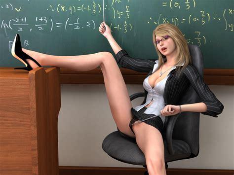 Classroom Upskirt