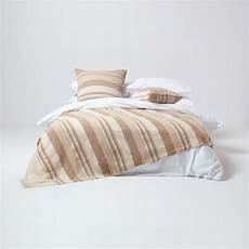 tagesdecke beige tagesdecke morocco beige gestreift 255 x 360 cm