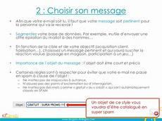 Cr 233 Er Une Cagne D E Mailing Efficace