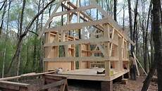 how to build a cabin house building our cabin