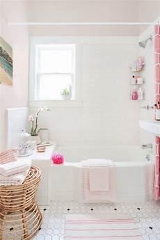 pink bathroom ideas vintage bathrooms my mint pink bathroom the inspired room