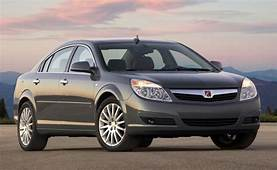 Saturn Aura Automatic Transmission Recall Expanded