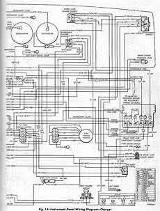 I Need A Wiring Diagram Of A 69 B Dash