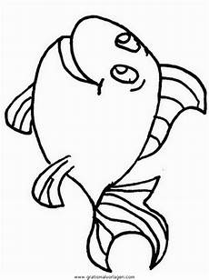 verschiedene fische 98 gratis malvorlage in fische tiere