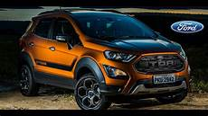 2019 ford ecosport unveiled heading to india