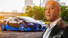 Vin Diesel Cars Collection 2017 2018