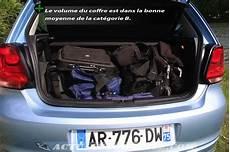 volume coffre polo 2017 essai volkswagen polo 1 2 tdi bluemotion 89 grammes