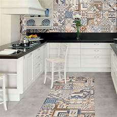 5 exles of unusual kitchen floor tiles baked tiles