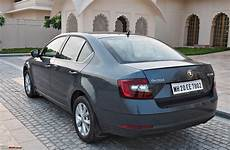 A Look The 2017 Skoda Octavia Facelift With