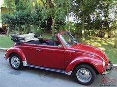 Vw Beetle Karmann Cabriolet Volkswagen 1303 S Convertible