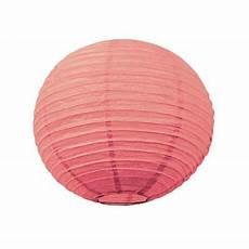 lanterne japonaise en papier corail 35 cm jour de f 234 te