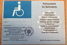 parkausweis für behinderte unbefristet ausnahmegenehmigung zum parken barrierefreie ausblicke
