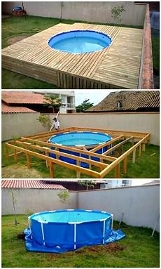 12 low budget diy swimming pool tutorials diy crafts