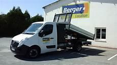 Berger Location Camion Benne 3t5 Avec Ridelles