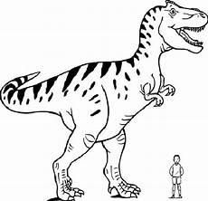 ausmalbilder dinosaurier malvorlagen dinosaurier