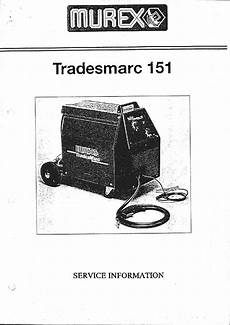 murex tradesarc 141i service manual download schematics eeprom repair info for electronics