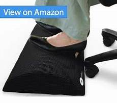 the 5 best ergonomic foot rests for the desk in 2019 ergonomic trends