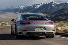 2018 Porsche 911 Gts Drive Review Autotrader