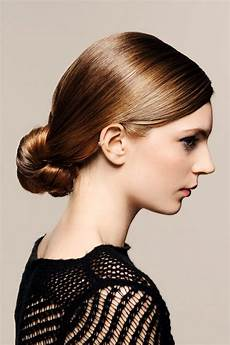 Low Bun Hairstyles Hair