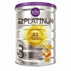 Platinum Formula Care - a2 platinum premium toddler formula stage 3 900g
