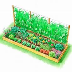 Kitchen Garden Plan by Planting Plans Inspired By The White House Kitchen Garden