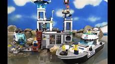 Lego City Polizei Malvorlagen Lego City Polizei Polizeistation 60130 Bauen
