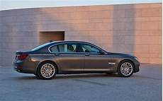 Refreshed 2013 Bmw 7 Series Gets Updated Engines 750i Has