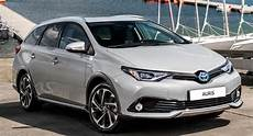 toyota auris touring sports freestyle gets the rugged