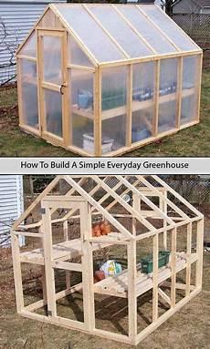 Gewächshaus Selbst Bauen - ein einfaches gew 228 chshaus selbst bauen diy und
