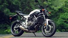 Ride Yamaha Fz 07