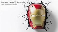 marvel superhero 3d nightlights that appear to smash right