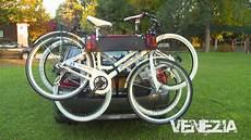 porta bici per auto portabici posteriore venezia