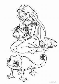 Malvorlagen Gratis Free Printable Tangled Coloring Pages For