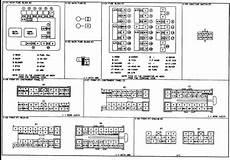 94 mazda navajo fuse diagram 94 mazda mx3 headlight wiring diagram