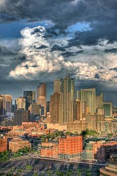 denver vertical skyline in 2019 denver skyline denver city denver travel
