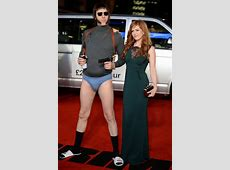 sacha baron cohen height