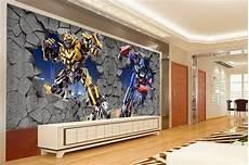 ikea papier peint 36021 wall paper transformers wallpaper mural wall stickers