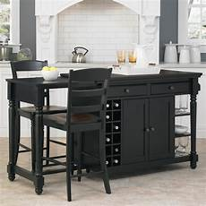 Kitchen Islands With Seating For 4 For Sale by Darby Home Co Cleanhill 3 Kitchen Island Set