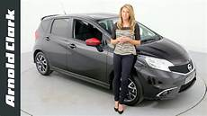 nissan note acenta nissan note acenta with style pack walkaround arnold clark