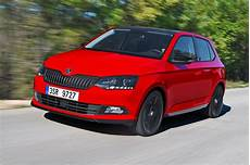 voiture skoda fabia skoda fabia 1 2 tsi 90ps monte carlo 2016 review by car