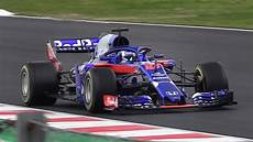 toro rosso str13 honda f1 2018 in during the